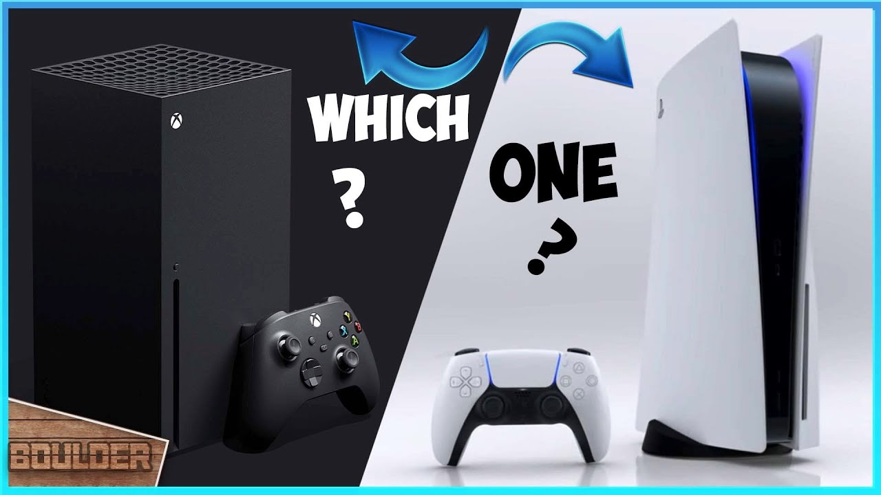Xbox Series X Vs. PS5: Differences Between The Next-Gen Consoles
