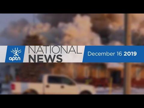 APTN National News December 16, 2019 – Proposed Oil Sands Mine, Indigenous Owned Pipeline