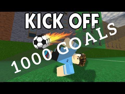 Roblox - Kick Off | 1000 GOALS!!!