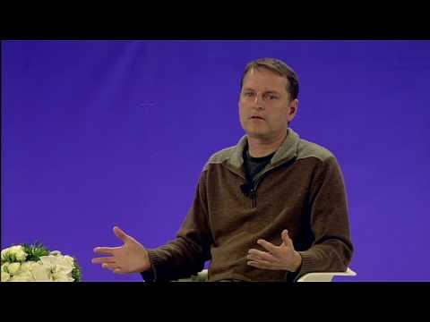 Yahoo TechPulse: CEO Marissa Mayer with Founders David Filo & Jerry Yang (3)