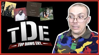 LET'S ARGUE: TDE Is a Dying Label