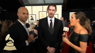 Hozier On Collaborating With Annie Lennox | GRAMMYs