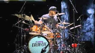 jonathan burks guitar center 27th annual drum off finalist