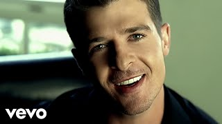 Repeat youtube video Robin Thicke - Lost Without U