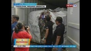 BT: 51 container vans na may lamang basura galing South Korea, naibalik na