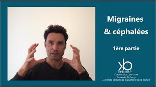 Massage  routinier pour réduire migraines et céphalées