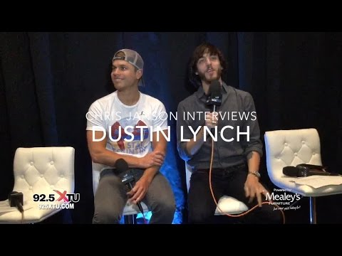 Chris Janson Interviews Dustin Lynch