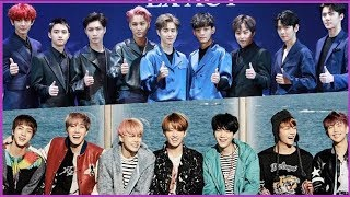 Download lagu Wikipedia Bans EXO and BTS from Top Pages In 2018 Rankings MP3