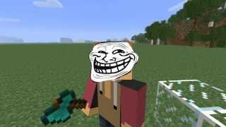 - 5 способов прикольнуться над другом нубом в Minecraft