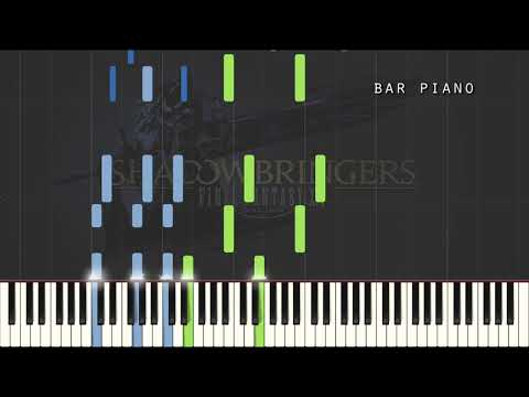 The Twinning - Final Fantasy XIV (Piano Arrangement)