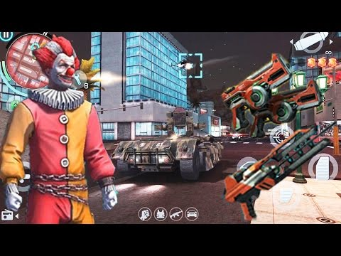 Gangstar Vegas - Most Wanted Man # 31 - Clown Got New Guns