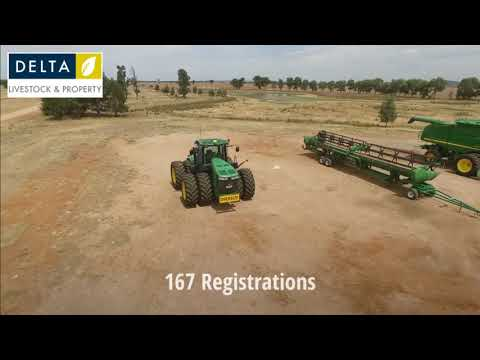 A.c. Boree Farming Trust - Clearing Sale Wrap Up