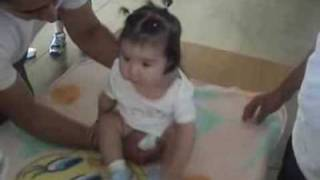 "L.E.F. - ""10 Reflejos bebe 5 meses"" - (UAEM - ICE) Parte 1"