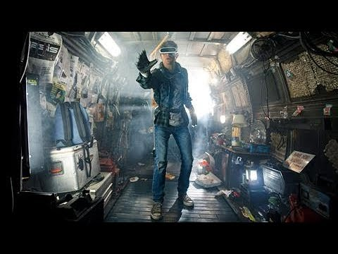 'Ready Player One': Can Spielberg's Film Speed Up Adoption of VR?