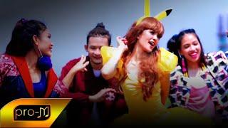 Jadi Pokemon - Erin BCX (Official Music Video 1080p)