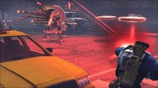 XCOM: Enemy Unknown Gameplay Walkthrough