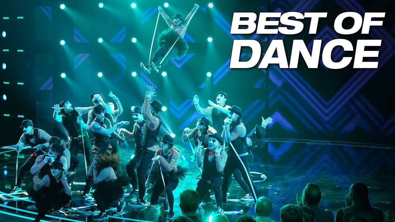 Some Of The Best Dance On Season 13 - America's Got Talent 2018