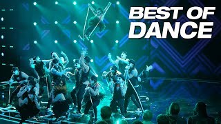 Best Of Dance On AGT Season 13 - America's Got Talent 2018