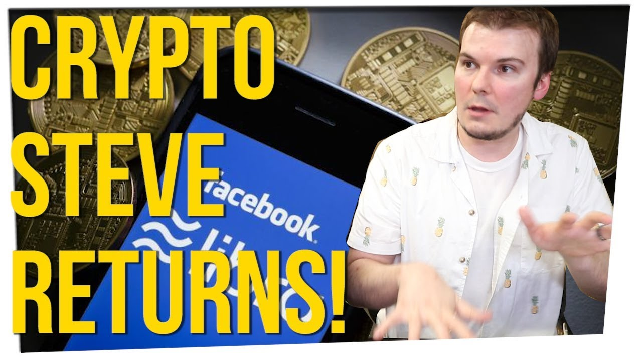 Facebook Announces Cryptocurrency
