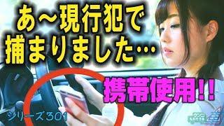 ウンもれ!!301 エスティマ現行犯逮捕編 thumbnail