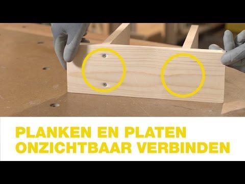 Praxis Planken En Platen Onzichtbaar Verbinden Hoe Doe