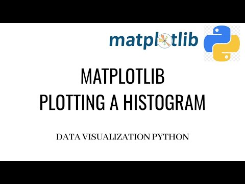 Histogram In Matplotlib   Plotting Histogram In Python