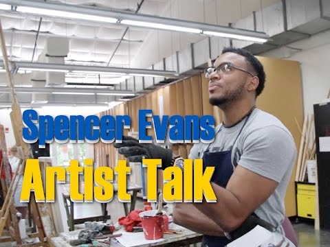 Spencer Evans Artist Talk