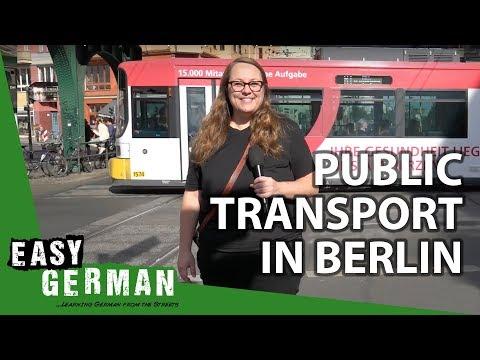 Public Transport in Berlin | Super Easy German (43)