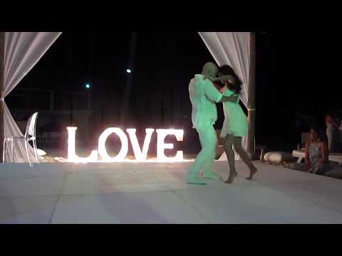 SUGAR - Maroon 5 Wedding Dance | Devon Perri + Nicole Perri