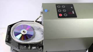 RTI DiscChek Eco-Junior Optical Disc Repair Machine