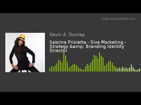 S02E05 - Sabrina Prioletta - Siva Marketing - Strategy and Branding Identity Director