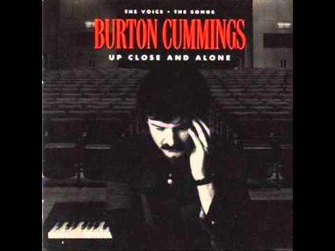 Burton Cummings - I'm Scared