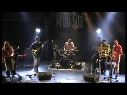 "THE WRONG OBJECT - ""BIG SWIFTY"" 2014 PROG SUD FESTIVAL"