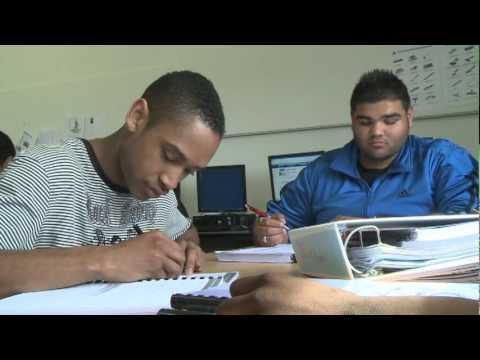 The Drive to Reduce Drop Outs - ILO TV reports from the Netherlands