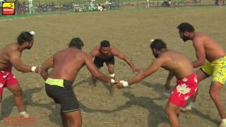 BHAI LADHU (Tarn Taran) ਭਾਈ ਲੱਧੂ (ਤਰਨ ਤਾਰਨ) | KABADDI CUP - 2016 | 1st & 2nd QUARTER FINALS | HD | 1
