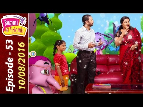 Bommi First Day Celebration at Aadhi,House ( EP: 53) | முதல்