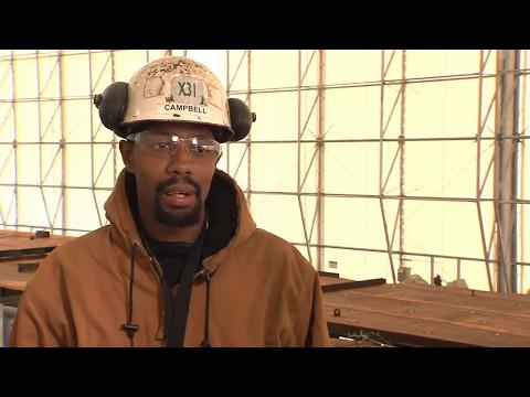 Newport News Shipbuilding Retractable Cover