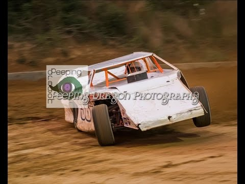 Princeton Speedway 9-10-2016 Freedom 30 Modified special - Keith Bills qualifying