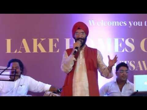 Medley by Gurdeep Singh at Jashn Ganpati Special