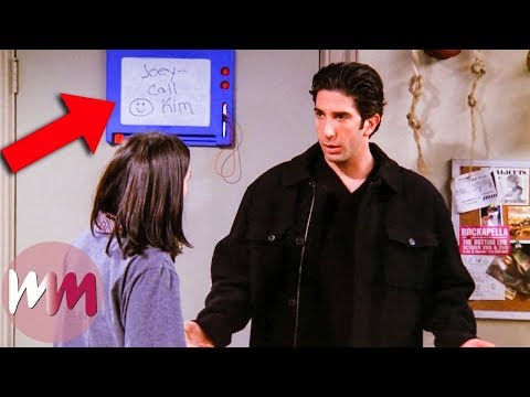 Top 10 Small Details in Friends You Never Noticed