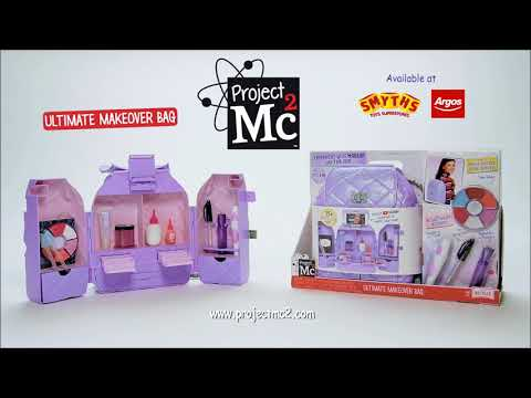 Project Mc² | Makeover Bag/ADISN Journal | :30 UK Commercial | DIY Cosmetics Kits