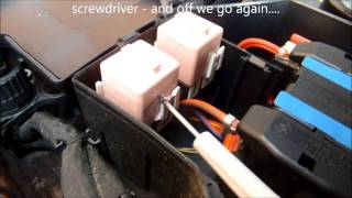 Timm's BMW E31 ABS ASC+T Pump Running Without Diagnostics