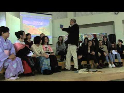 L'intervento di Francesco Bevilacqua ospite di Terzo Paradiso e Kids' Guernica