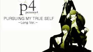 Persona 4 (ペルソナ4)   Shihoko Hirata   Pursuing My True Self ~Long Ver~