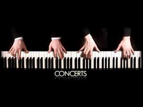 Rockin Robin:Piano Duet 4 hands C&A