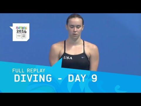 Diving - Women's 3m Springboard | Full Replay | Nanjing 2014