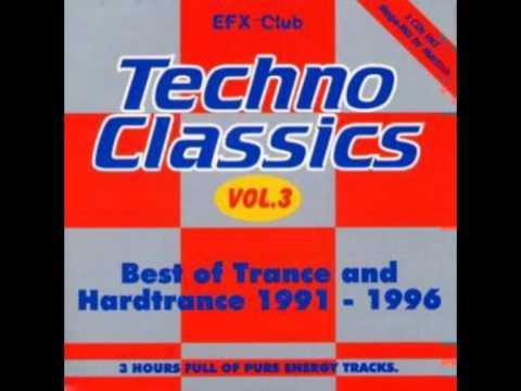 Techno Trance Hardtrance Classics Vol.3 1991 - 1996 Megamix incl. Playlist