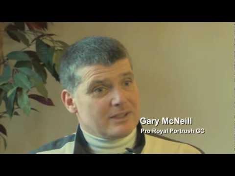 Royal Portrush Gary McNeill