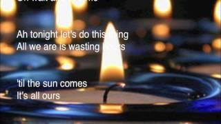 Dave Matthews Band Say Goodbye w/ Lyrics