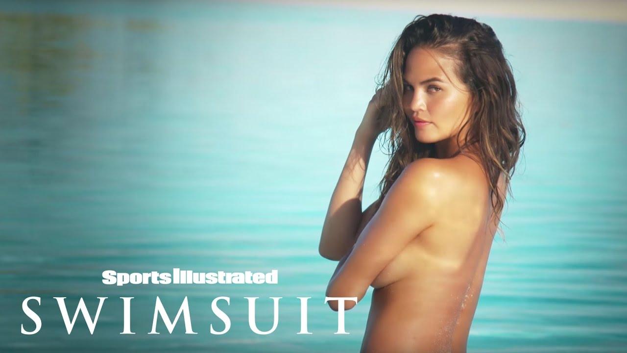 Chrissy Teigen für Sports Illustrated Swimsuit 2014